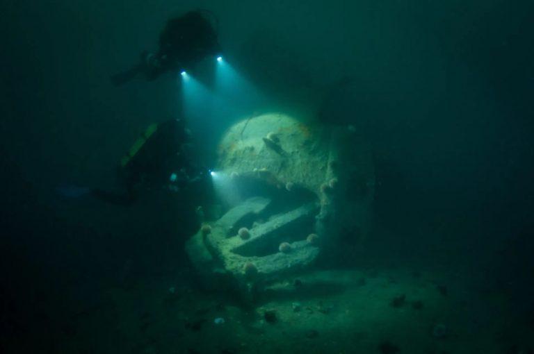 Underwater photogrammetry