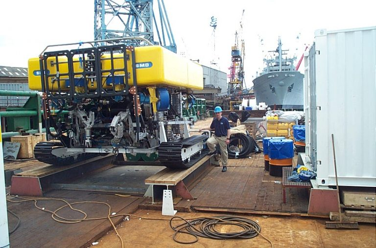 Remotely Operated Vehicle Systems Expertise